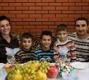 Счастливы вместе: «Главное в семье – любовь и взаимоуважение!»