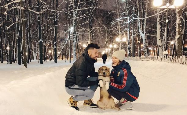 Футболист «Арсенала» Максим Беляев и его жена Кристина: «Мечтаем открыть приют для животных»