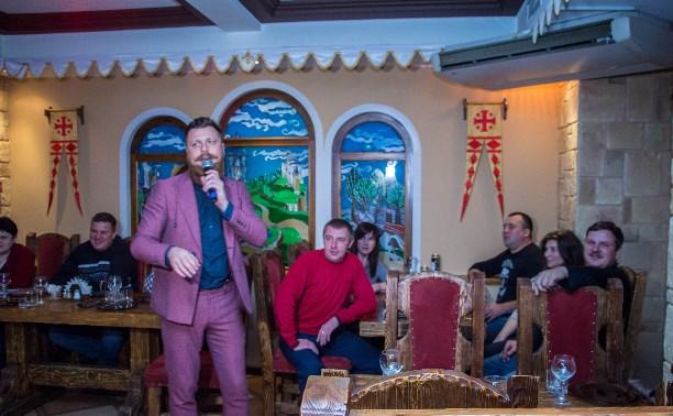 В Туле открылся кафе-бар «Черный рыцарь»
