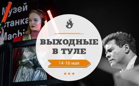 «Ночь музеев», мюзиклы и красивые собачки: выходные в Туле 14-16 мая