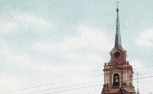 Кремлевские истории: тульские куранты