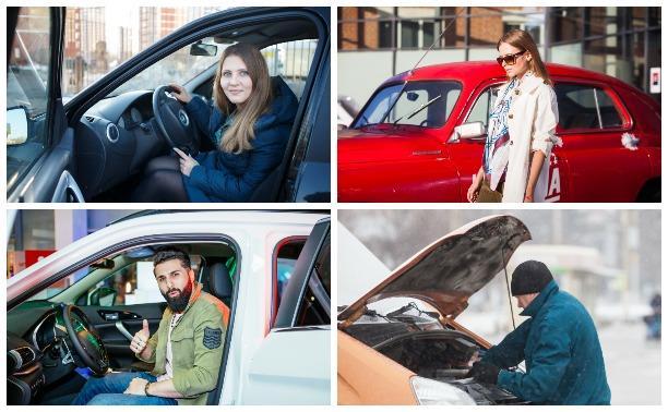 90 фотографий ко Дню автомобилиста: найди себя на фото!