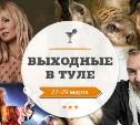 Онлайн-выходные в Туле: 27-29 марта