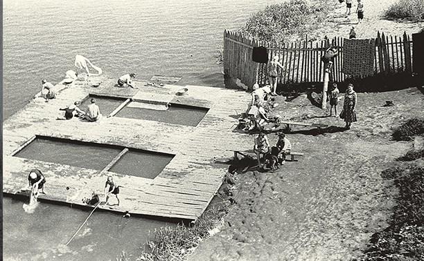 Как купались в Туле сто лет назад