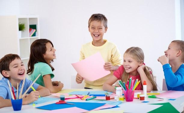 В какой детский центр отдать ребёнка