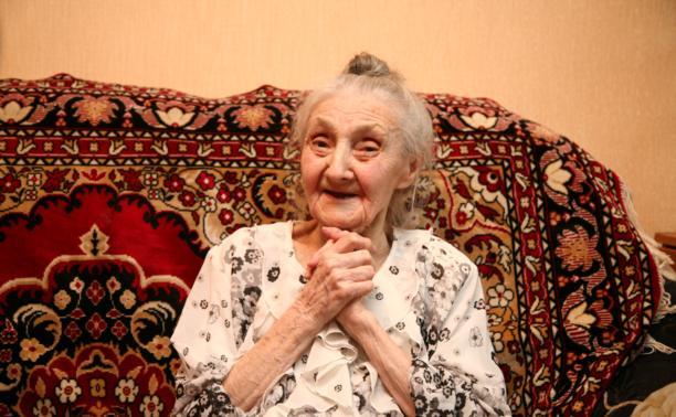 100 лет счастья Ольги Малевской