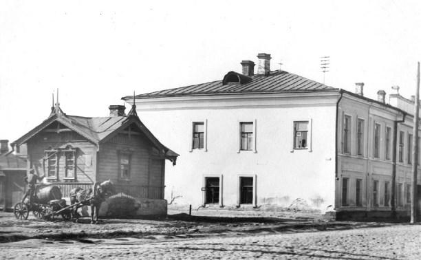 История водопровода в Туле: водоразборные будки, водовозы и жетоны