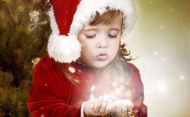 Станьте волшебником и подарите детям подарки