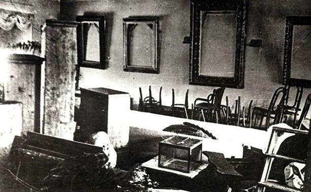 Ясная Поляна в годы войны: Гудериан устроил общежитие в усадьбе Толстого