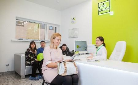 Проверь свое здоровье в новом офисе LabQuest в Туле