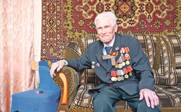 Ветеран Иван Елисеев: «Всю жизнь меня вела удача!»