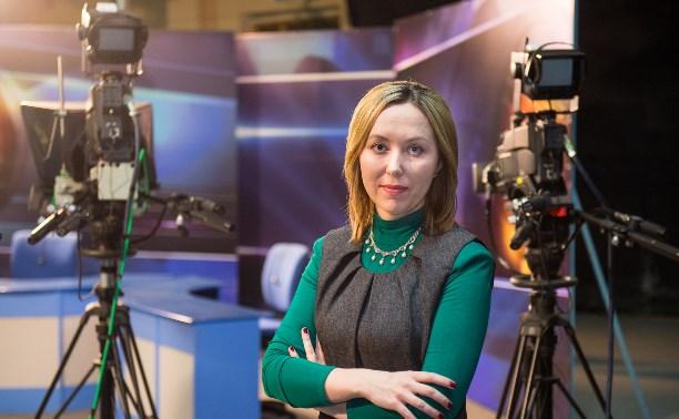 Тележурналист Елена Панова: Я пишу портреты людей, только словами!