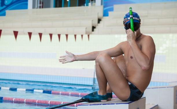 Как в Туле воспитывают чемпионов по подводному спорту