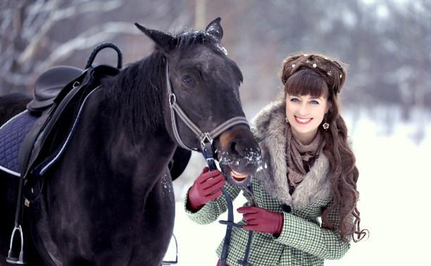 Где тулякам покататься на лошадках?