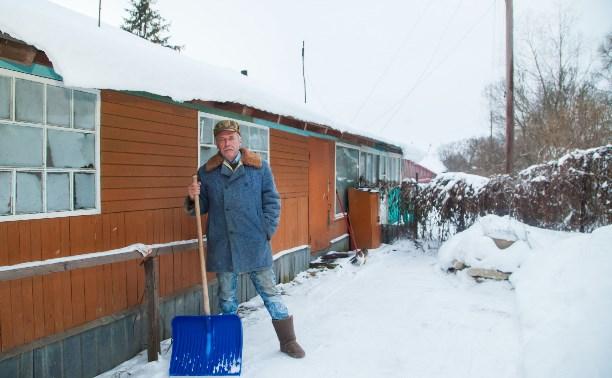 Дауншифтинг по-тульски: Один в деревне