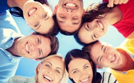 Не кисни на диване – лови эмоции вместе с друзьями