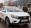 Автосалон «Тулаавтосервис» представил новинки автопрома – LADA Vesta SW и LADA Vesta SW CROSS