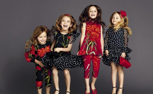 Выбираем модную одежду для детей и подростков