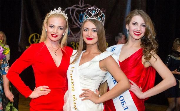 Виктория Орлова стала «Мисс Тульская область – 2015»
