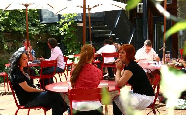 Тульские рестораны с беседками и отдыхом на природе