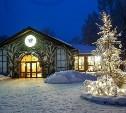 Проведите новогодние праздники в зимней сказке!