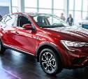 Новинка Renault ARKANA: динамичный силуэт и яркий характер!