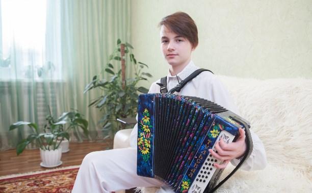 Туляк Даниил Костионов: Соседи готовы слушать, как я играю, даже ночью