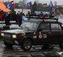 Тульские автомобилисты показали себя на «Улетных гонках»