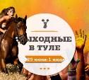 Выходные в Туле: 29 июня – 1 июля