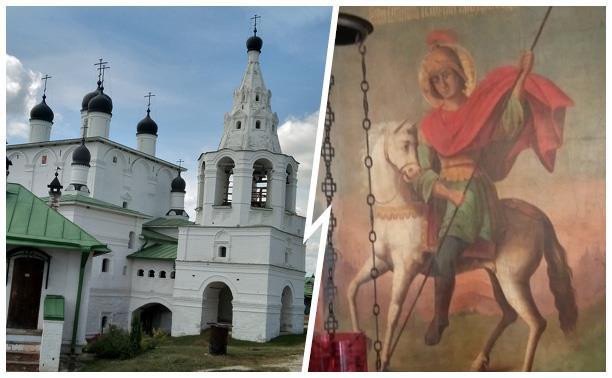 Возвращение святого Георгия: как в Анастасов монастырь чудом вернулась икона