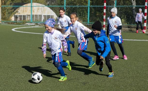 Играй как Алекс Морган: в Туле прошел фестиваль для футболисток