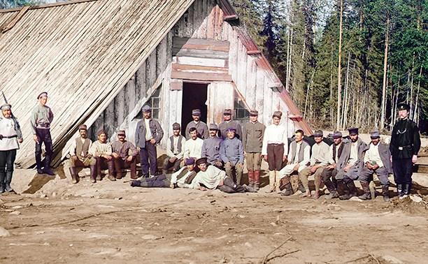 Первая мировая: военнопленные в Туле