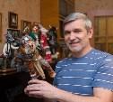Тульский мастер-кукольник Юрий Фадеев: «Куклы должны жить!»