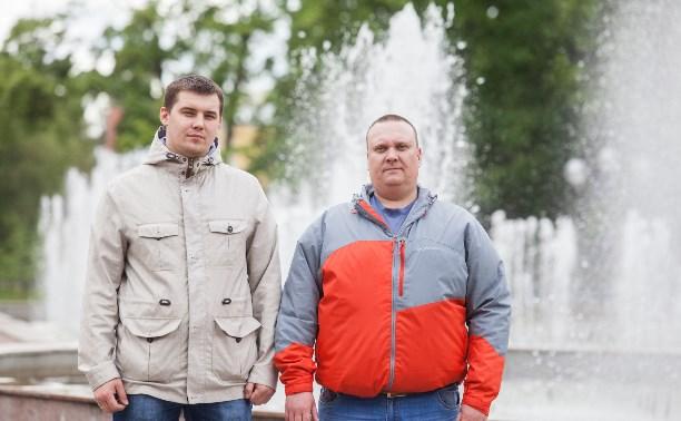 Сварщики Никита Короленко и Юрий Помелов: Будьте преданы своему делу