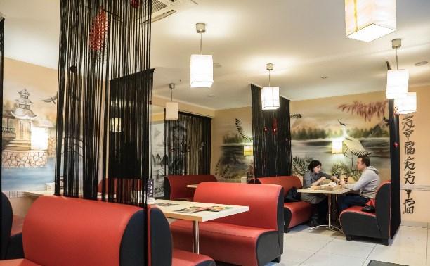 «Открытая кухня»: кафе «Автосуши и автопицца» в Туле