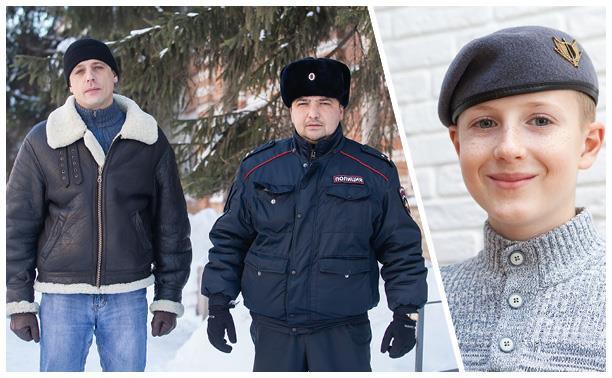 Истории тульских героев: о спасении из горящего дома и вызволении из снежного плена