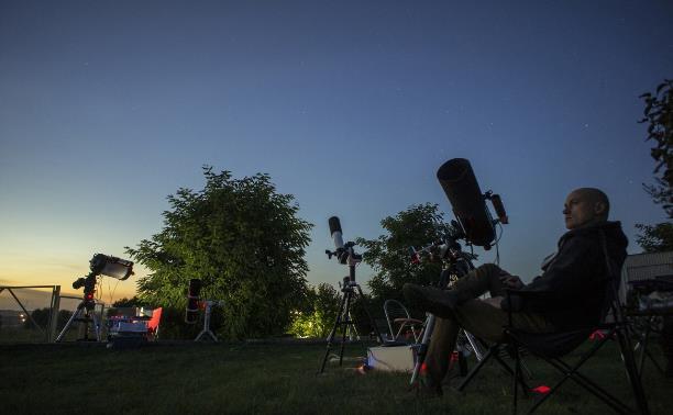 Ночное небо: 5 мест в Тульской области, где можно посмотреть на звезды