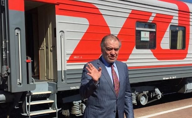 Маэстро Валерий Гергиев: «Я очень счастливый руководитель»