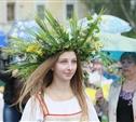 Фестивалю Крапивы не помешал даже ливень!