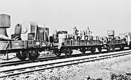 Как тульские заводы увозили в эвакуацию