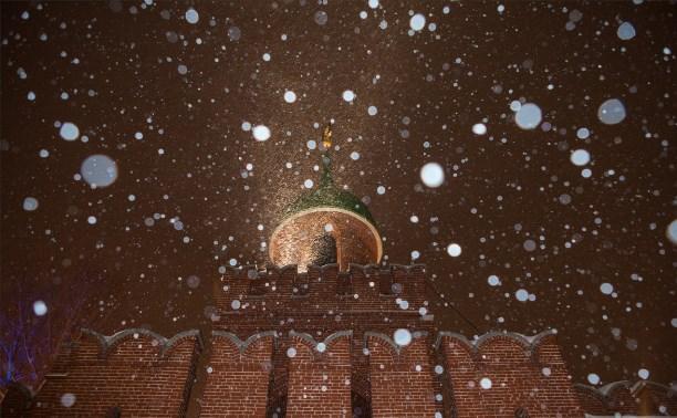 Волшебная зима в Туле