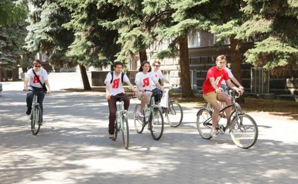 Тульские студенты просят установить велопарковки возле своих вузов