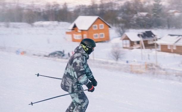 На лыжах, сноубордах и «ватрушках» в Некрасово: фоторепортаж