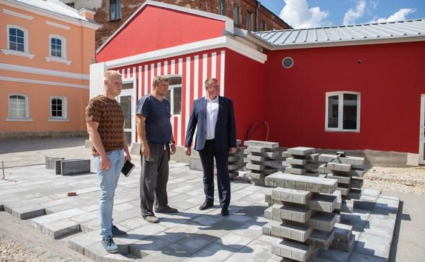 Александр Корнеичев, глава Центрального округа: «Приводим в порядок набережную, фасады, дороги»