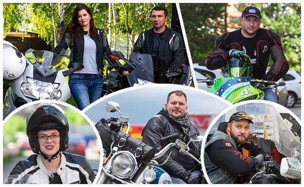Мотоцикл как образ жизни: истории тульских байкеров