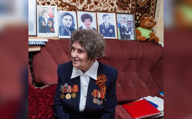 Военное детство Нины Обуховой