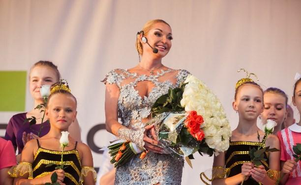 Анастасия Волочкова: «Творческий мир — это клубок целующихся змей»