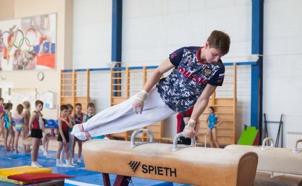 Тульские гимнасты едут на чемпионат России