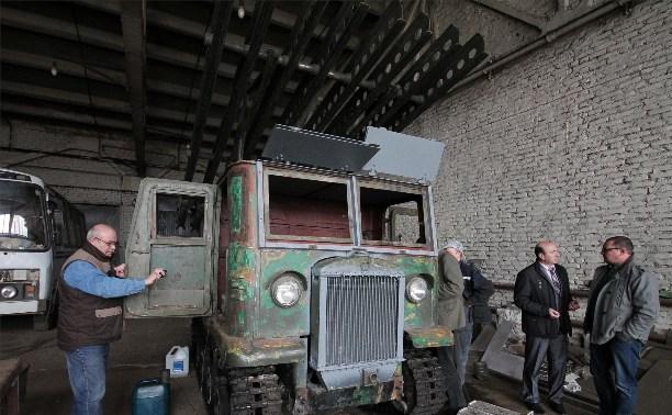 Новомосковская «Катюша»: В День Победы по городу проедет живая история