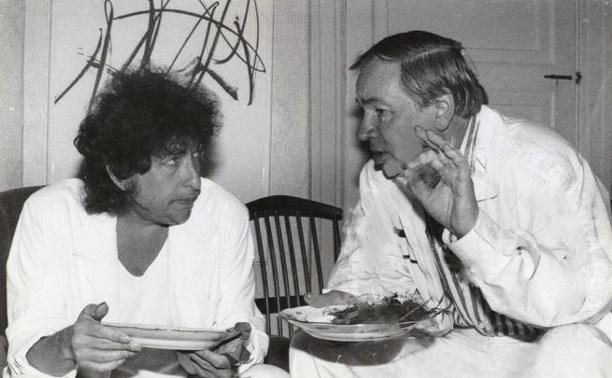 Боб Дилан в Ясной Поляне